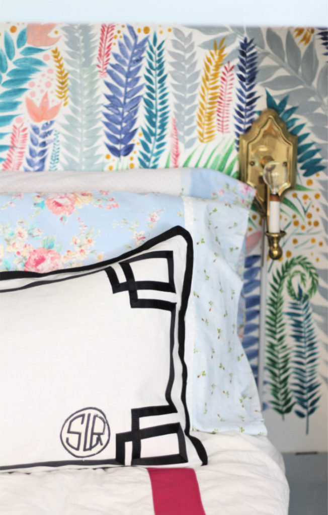 The Easiest Bed Pillowcase To Sew The Roll Up Or Burrito Method Mimzy Company